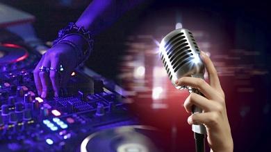 Karaoke-DJ-blended