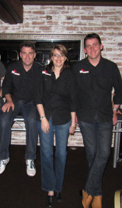 The management team at Recharge DJs